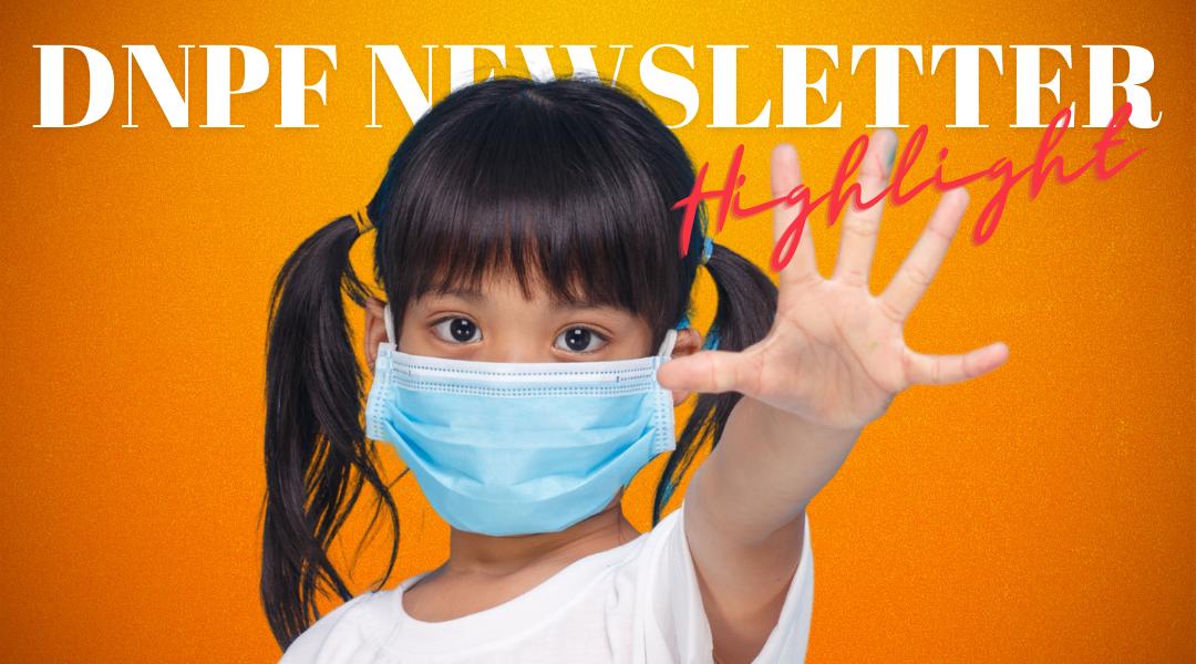 DDNPF Newsletter Highlight